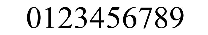 Timoroman Alternative Font OTHER CHARS