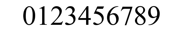 Timoroman Font OTHER CHARS