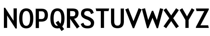 Tin Doghouse Font UPPERCASE