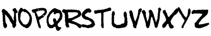 Tinet Font LOWERCASE