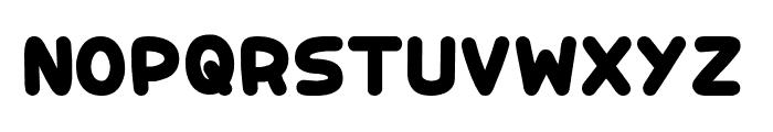 Tintenfische Font UPPERCASE
