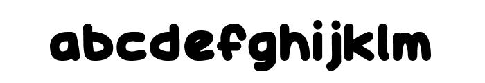 Tintenfische Font LOWERCASE
