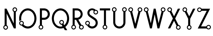 Tipois-Regular Font UPPERCASE