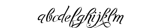 Tiptak Demo Font LOWERCASE
