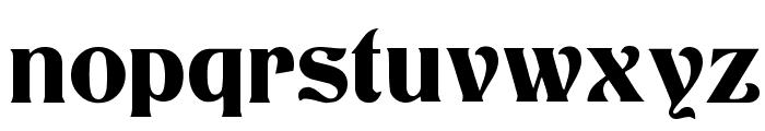 Titania Font LOWERCASE