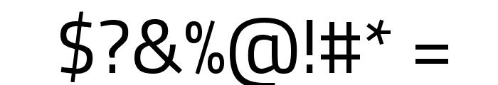 Titillium Web Font OTHER CHARS
