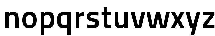 TitilliumMaps29L-800wt Font LOWERCASE