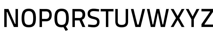 TitilliumText22L-600wt Font UPPERCASE