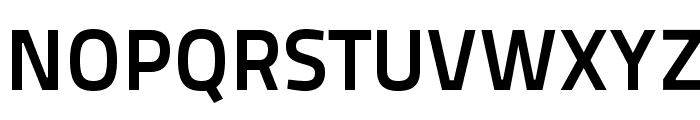 TitilliumText22L-800wt Font UPPERCASE