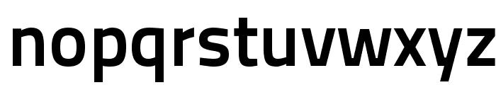 TitilliumText22L-800wt Font LOWERCASE