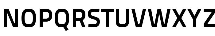 TitilliumText25L-800wt Font UPPERCASE