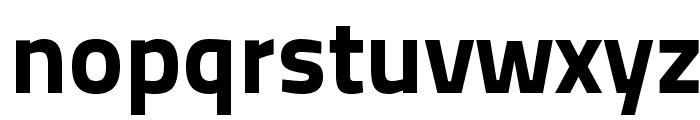 TitilliumText25L-999wt Font LOWERCASE