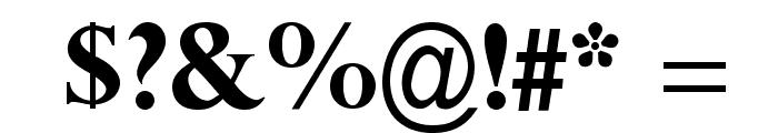 Title Wave Regular Font OTHER CHARS