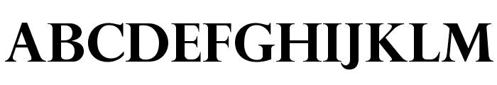 Title Wave Regular Font UPPERCASE