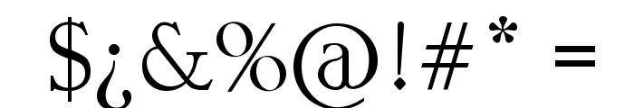 tiboo5font Font OTHER CHARS