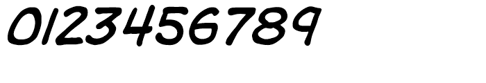 Tim Sale Intl Italic Font OTHER CHARS