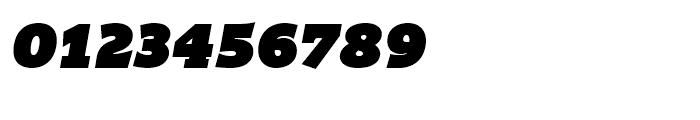 Titla Brus Ultra Italic Font OTHER CHARS