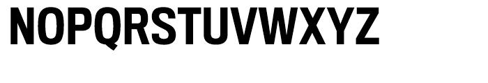 Titling Gothic FB Condensed Medium Font UPPERCASE