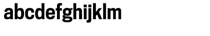 Titling Gothic FB Condensed Medium Font LOWERCASE