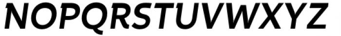 Tibet Museum Bold Italic Font UPPERCASE