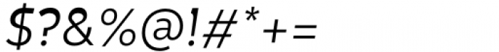 Tibet Museum Regular Italic Font OTHER CHARS