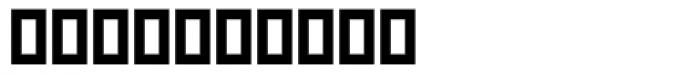 Tidbits Font OTHER CHARS