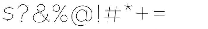 Tide Sans 100 Lil Bunny Font OTHER CHARS