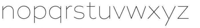 Tide Sans 100 Lil Bunny Font LOWERCASE