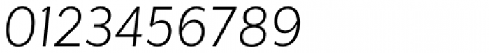 Tide Sans Condensed 200 Lil Mondo Italic Font OTHER CHARS