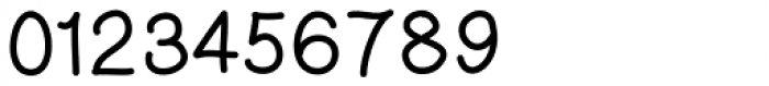 Tidy Hand Regular Font OTHER CHARS