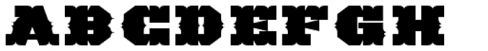 TigerCat LX 200 Black Font UPPERCASE