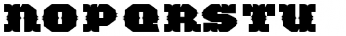 TigerCat LX 200 Black Font LOWERCASE