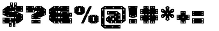 TigerCat MX 400 Black Font OTHER CHARS