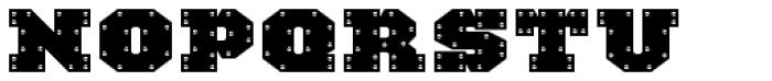 TigerCat MX 400 Black Font UPPERCASE