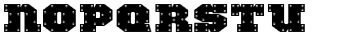 TigerCat MX 400 Black Font LOWERCASE
