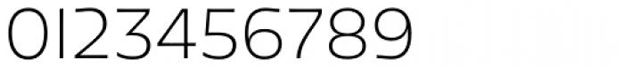 Tikal Sans Light Font OTHER CHARS