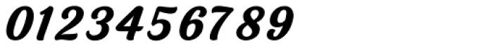 Tilda Script Semibold Non-connect Font OTHER CHARS