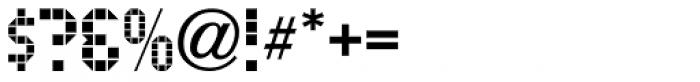 Tiler JNL Font OTHER CHARS