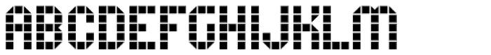 Tiler JNL Font LOWERCASE