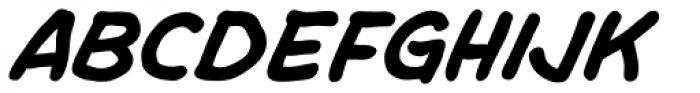 Tim Sale Lower Bold Italic Font UPPERCASE