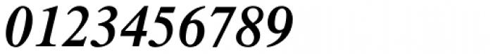 Times LT Std SemiBold Italic Font OTHER CHARS