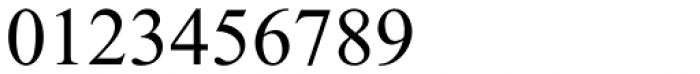 Times New Roman PS Std Regular Font OTHER CHARS