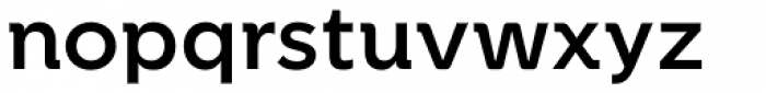 Timesquare Bold Font LOWERCASE