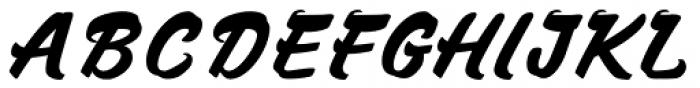 Tina Font UPPERCASE
