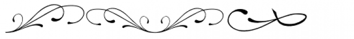 Tinka Babe Swash Banner Font UPPERCASE