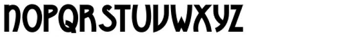 Tintern Abbey NF Font LOWERCASE