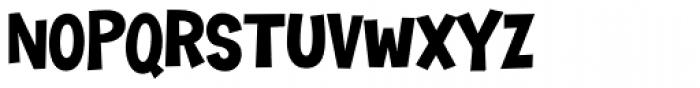 Tiny Butler PB Font UPPERCASE