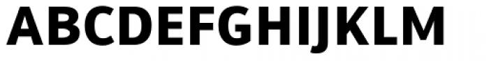 Tioga Bold Font UPPERCASE