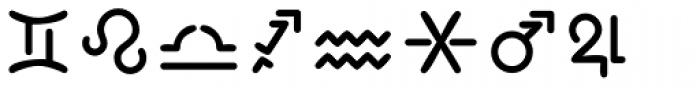 Tips LT Std Astro Font LOWERCASE