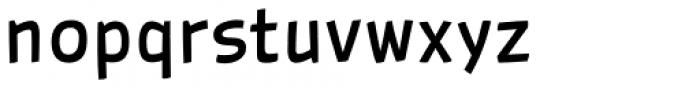 Tire Swing BB Regular Font LOWERCASE